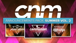 Announcements Pack: Summer Vol. 2