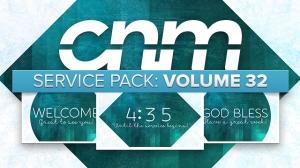 Service Pack: Volume 32