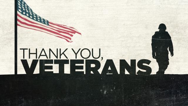 Thank You, Veterans // Centerline New Media