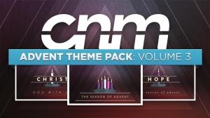 Advent Theme Pack: Volume 3