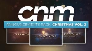 Announcements Pack: Christmas Vol. 2