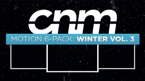 Motion 6 Pack: Winter Vol. 3