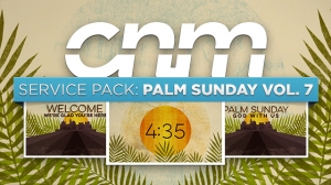 Service Pack: Palm Sunday Vol. 7