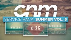 Service Pack: Summer Vol. 5
