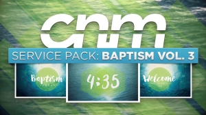 Service Pack: Baptism Vol. 3