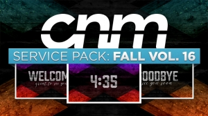 Service Pack: Fall Vol. 16