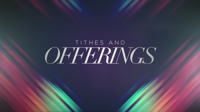 vibrant prisms tithes offerings centerline new media