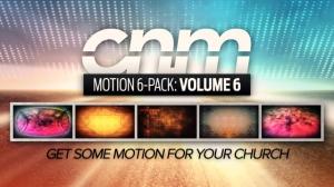 Motion 6 Pack: Vol. 6