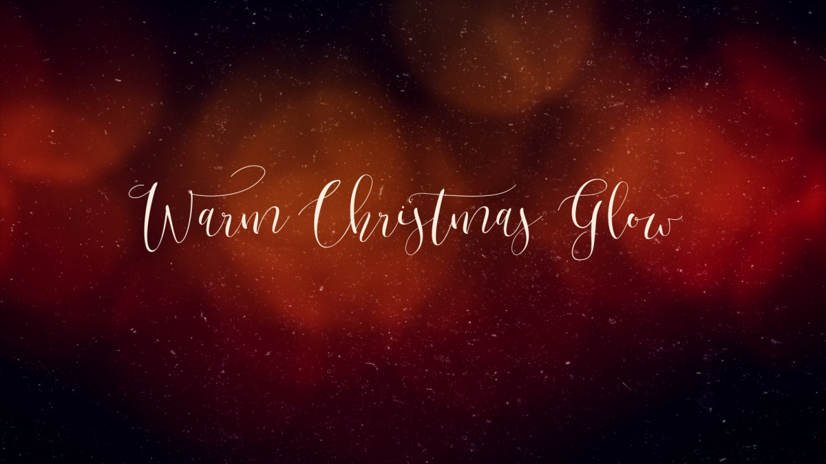 Warm Christmas Glow