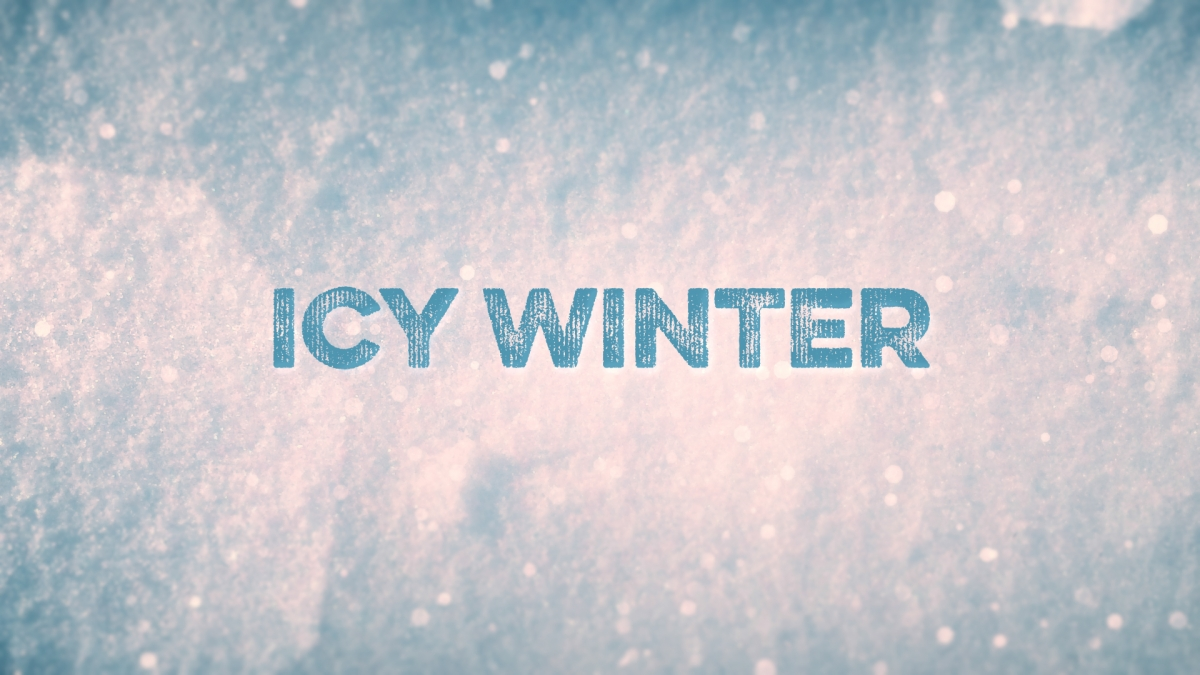 Icy Winter