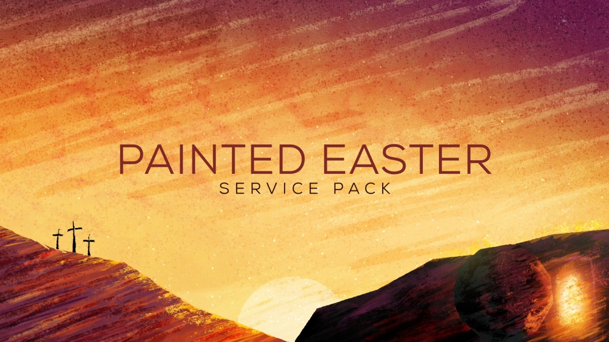Painted Easter