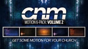 Motion 6 Pack: Vol. 2