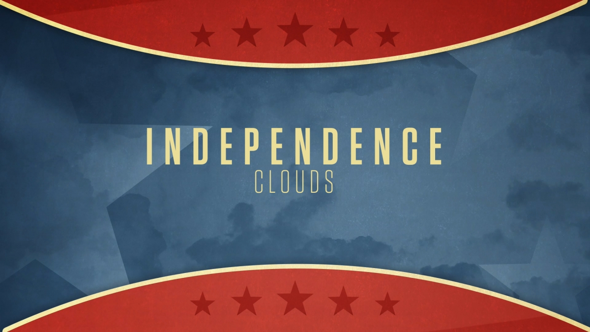 Independence Clouds