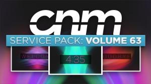 Service Pack: Volume 63
