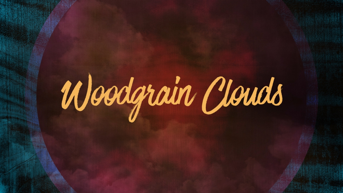 Woodgrain Clouds