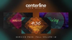 Service Pack: Fall Vol. 18