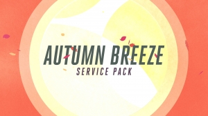 Autumn Breeze Service Pack