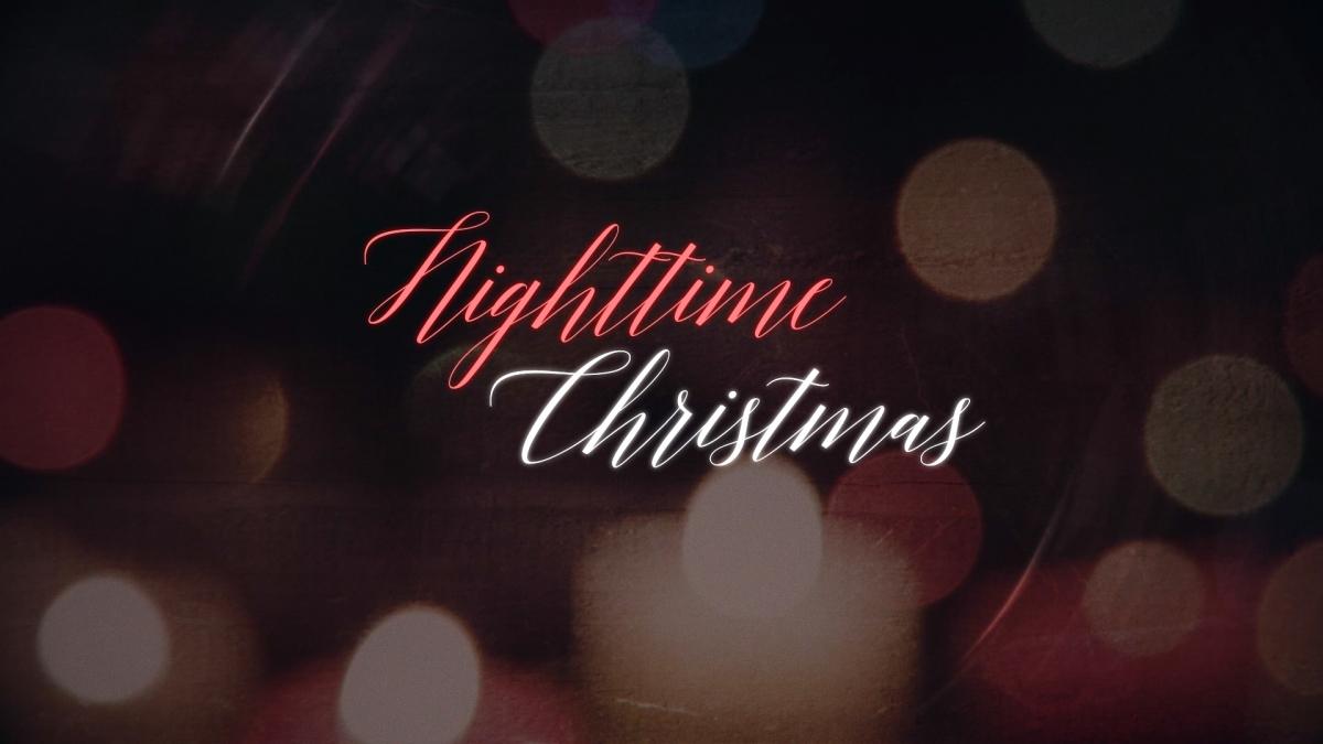 Nighttime Christmas