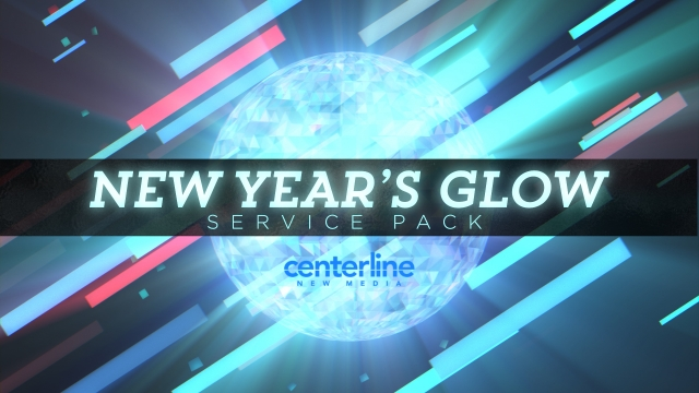 New Year's Glow