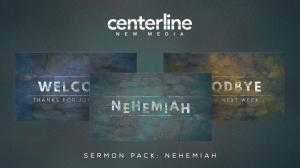 Sermon Pack: Nehemiah