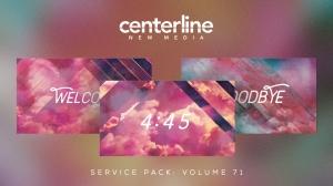 Service Pack: Volume 71