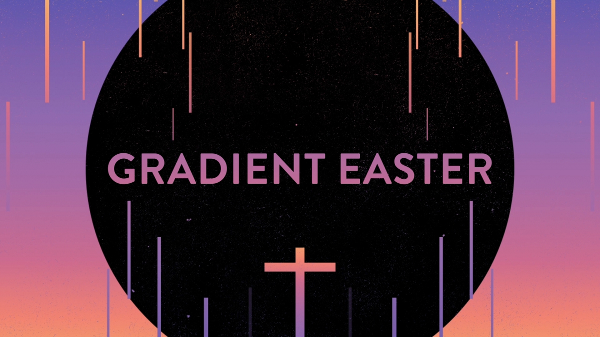 Gradient Easter