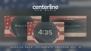 Service Pack: Celebrate Freedom Vol. 6