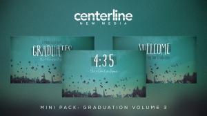 Mini Pack: Graduation Vol. 3