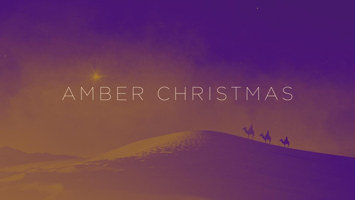 Amber Christmas