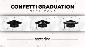 Confetti Graduation Mini-Pack